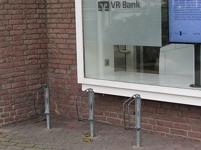 Felgenkiller in Grömitz an der VR Bank